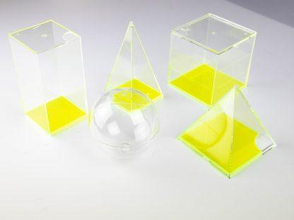Geometriset kappaleet